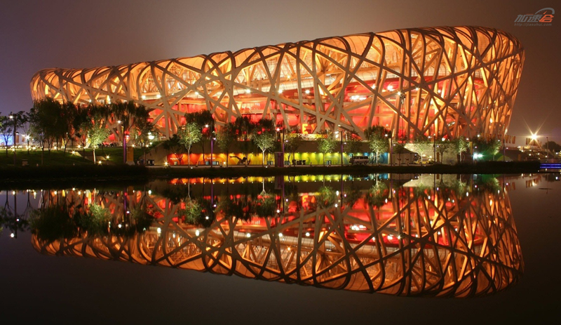 taxi to national stadium, bird nest at night, car rental with english driver, cab