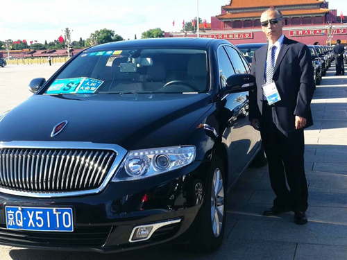 car service, VIP, state car team, taxi great wall of china mutianyu tour, english cab driver
