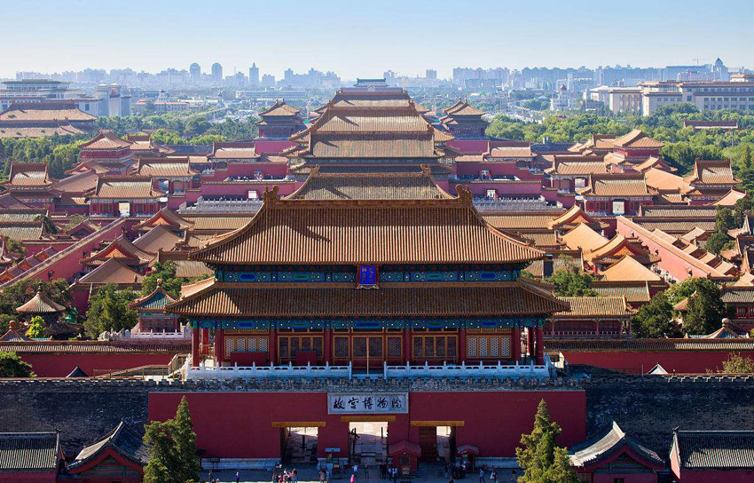 taxi to great wall of china, mutianyu, forbidden city, jjingshan, car rental with english driver, cab, day tour