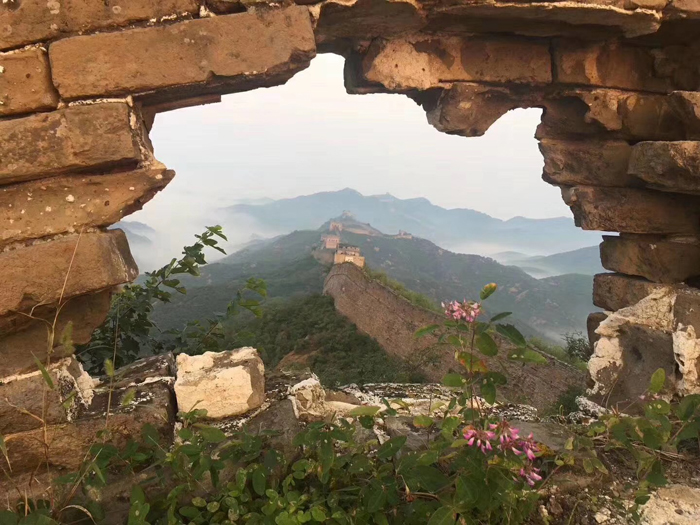 taxi to jinshanling great wall of china, english cab driver, car service beijing